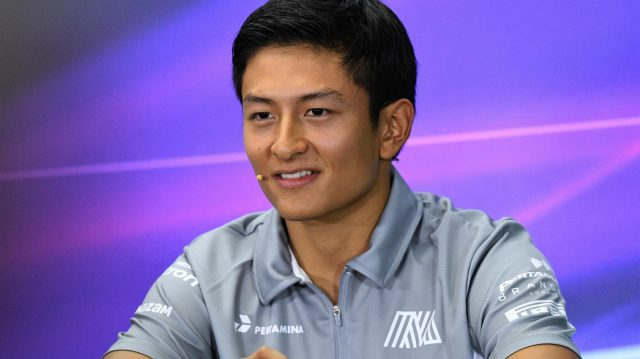 Rio Haryanto (IDN) Manor Racing in the Press Conference at Formula One World Championship, Rd1, Australian Grand Prix, Preparations, Albert Park, Melbourne, Australia, Thursday 17 March 2016. &copy&#x3b; Sutton Motorsport Images