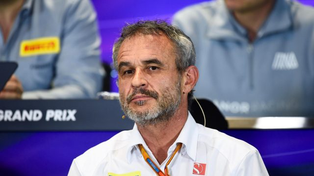 Beat Zehnder (SUI) Sauber F1 Team Manager in the Press Conference at Formula One World Championship, Rd4, Russian Grand Prix, Practice, Sochi Autodrom, Sochi, Krasnodar Krai, Russia, Friday 29 April 2016. &copy&#x3b; Sutton Motorsport Images