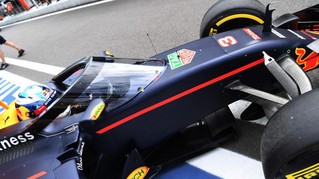 Next Previous Enlarge & Red Bull debut aeroscreen concept in Sochi - updated