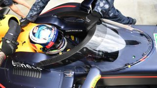 Red Bull debut aeroscreen concept in Sochi - updated