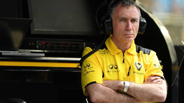 Bob Bell (GBR) Renault Sport F1 Team at Formula One World Championship, Rd1, Australian Grand Prix, Qualifying, Albert Park, Melbourne, Australia, Saturday 19 March 2016. &copy&#x3b; Sutton Motorsport Images