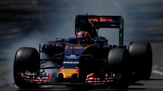 No penalty after Kvyat's Toro Rosso fails post-qualifying floor test