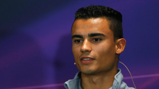 Pascal Wehrlein (GER) Manor Racing in the Press Conference at Formula One World Championship, Rd6, Monaco Grand Prix, Preparations, Monte-Carlo, Monaco, Wednesday 25 May 2016. &copy&#x3b; Sutton Images