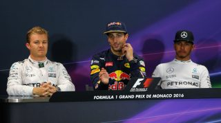 FIA post-qualifying press conference - Monaco