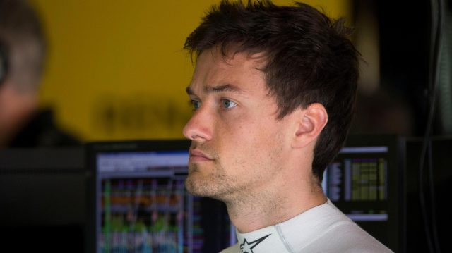Jolyon Palmer (GBR) Renault Sport F1 Team at Formula One World Championship, Rd5, Spanish Grand Prix, Practice, Barcelona, Spain, Friday 13 May 2016. &copy&#x3b; Sutton Images