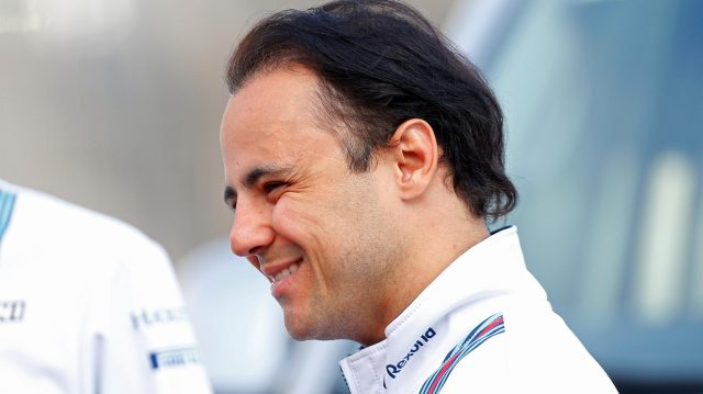 Felipe Massa (BRA) Williams at Formula One Testing, Day Two, Barcelona, Spain, 18 May 2016. &copy&#x3b; Sutton Images