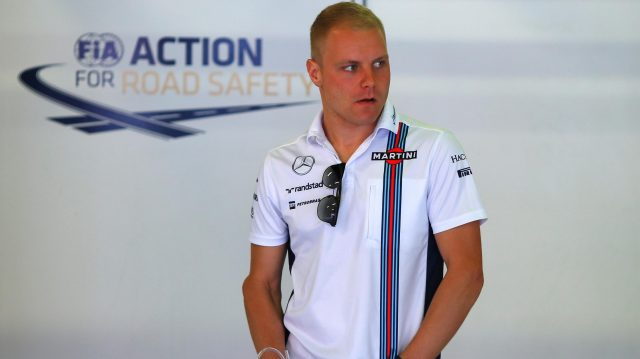 Valtteri Bottas (FIN) Williams at Formula One World Championship, Rd5, Spanish Grand Prix, Race, Barcelona, Spain, Sunday 15 May 2016. &copy&#x3b; Sutton Images