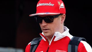 Raikkonen set for five-place grid drop