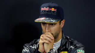Ricciardo 'feels like he has been run over' after Red Bull error