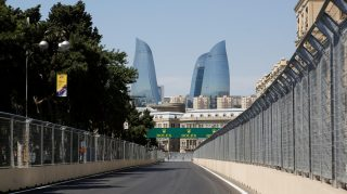 Drivers eager to sample 'exciting' new Baku City Circuit