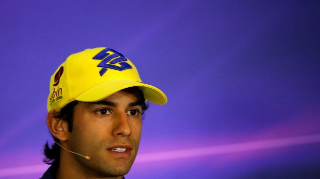 Felipe Nasr (BRA) Sauber in the Press Conference at Formula One World Championship, Rd9, Austrian Grand Prix, Preparations, Spielberg, Austria, Thursday 30 June 2016. &copy&#x3b; Sutton Images