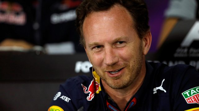 Christian Horner (GBR) Red Bull Racing Team Principal in the Press Conference at Formula One World Championship, Rd7, Canadian Grand Prix, Practice, Montreal, Canada, Friday 10 June 2016. &copy&#x3b; Sutton Images