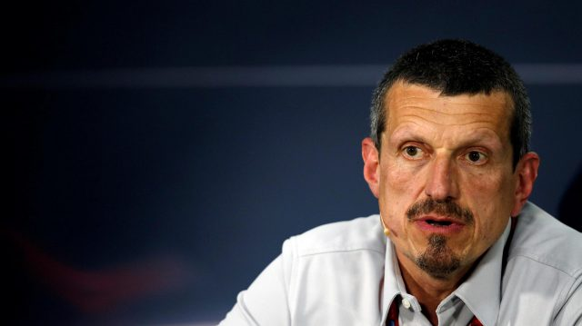 Guenther Steiner (ITA) in the Press Conference at Formula One World Championship, Rd7, Canadian Grand Prix, Practice, Montreal, Canada, Friday 10 June 2016. &copy&#x3b; Sutton Images