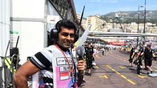 Williams sign Chandhok as official heritage driver