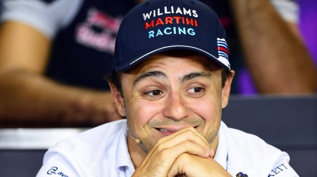 Felipe Massa (BRA) Williams in the Press Conference at Formula One World Championship, Rd11, Preparations, Hungaroring, Hungary, Thursday 21 July 2016. &copy&#x3b; Sutton Images