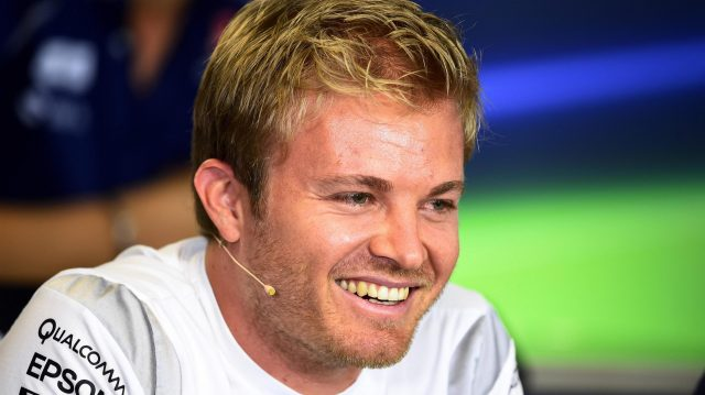Nico Rosberg (GER) Mercedes AMG F1 in the Press Conference at Formula One World Championship, Rd11, Preparations, Hungaroring, Hungary, Thursday 21 July 2016. &copy&#x3b; Sutton Images