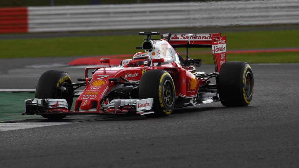 Raikkonen%20fastest%20as%20Silverstone%20test%20concludes