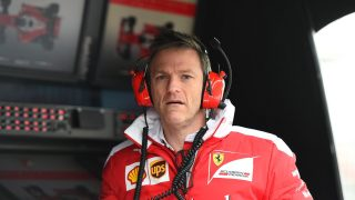 Ferrari part company with technical director Allison