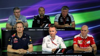 FIA Friday press conference - Germany