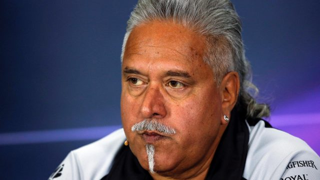 Dr. Vijay Mallya (IND) Force India Formula One Team Owner in the Press Conference at Formula One World Championship, Rd10, British Grand Prix, Practice, Silverstone, England, Friday 8 July 2016. &copy&#x3b; Sutton Images