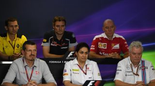 FIA Friday press conference - Hungary