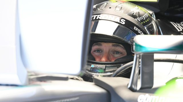 Nico Rosberg (GER) Mercedes-Benz F1 W07 Hybrid at Formula One World Championship, Rd12, German Grand Prix, Qualifying, Hockenheim, Germany, Saturday 30 July 2016. &copy&#x3b; Sutton Images