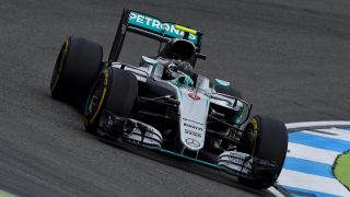 FP3 - Rosberg completes practice sweep, but Ricciardo closes in