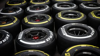 Monza tyre compounds confirmed by Pirelli