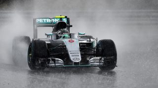 Qualifying - Rosberg snatches pole after Budapest marathon