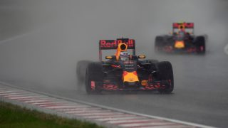 Red Bull amongst those to escape 107% grid drop