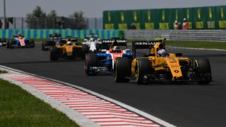 Renault 'back on track' after Hungary showing