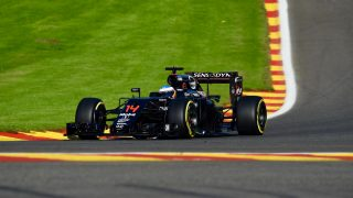 Alonso and Hamilton set to start from back of Spa grid