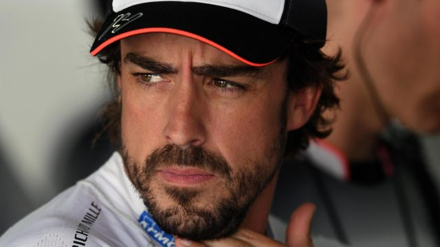 Fernando Alonso (ESP) McLaren at Formula One World Championship, Rd12, German Grand Prix, Qualifying, Hockenheim, Germany, Saturday 30 July 2016. &copy&#x3b; Sutton Images
