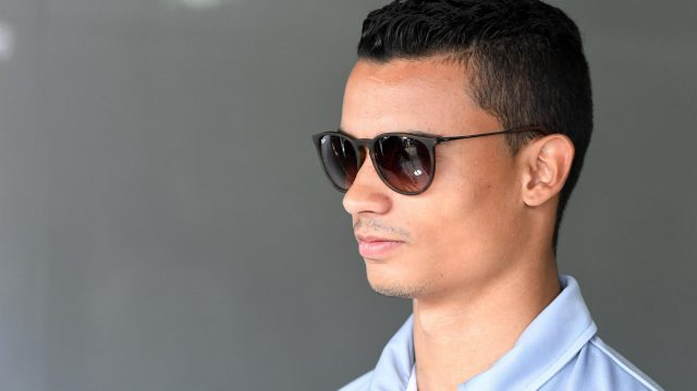 Pascal Wehrlein (GER) Manor Racing on the drivers parade at Formula One World Championship, Rd12, German Grand Prix, Race, Hockenheim, Germany, Sunday 31 July 2016. &copy&#x3b; Sutton Images