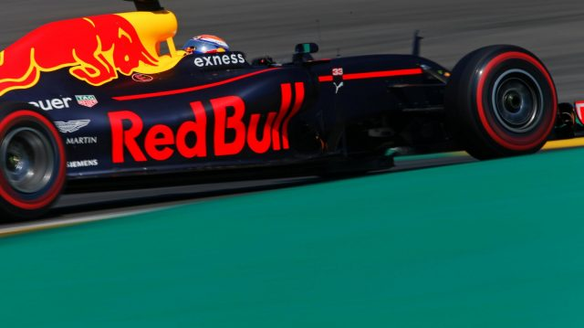 Max Verstappen (NED) Red Bull Racing RB12 at Formula One World Championship, Rd13, Belgian Grand Prix, Qualifying, Spa Francorchamps, Belgium, Saturday 27 August 2016. &copy&#x3b; Sutton Images