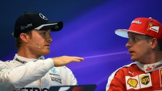 FIA post-qualifying press conference - Belgium
