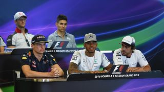 FIA Thursday press conference - Belgium