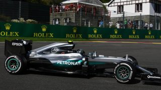 FP1 - Rosberg dominates opening Spa-Francorchamps session