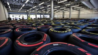 Pirelli reveal tyre selections for Italy