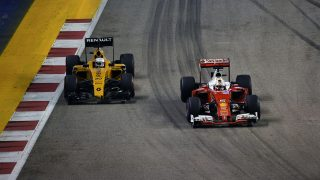 Charge to fifth earns Vettel Driver of the Day award