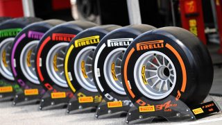 Contrasting tyre choices for Ferrari and Red Bull in Japan
