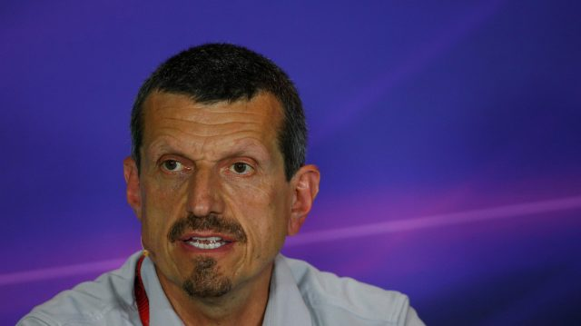 Guenther Steiner (ITA) Haas F1 Team Prinicipal in the Press Conference at Formula One World Championship, Rd14, Italian Grand Prix, Practice, Monza, Italy, Friday 2 September 2016. &copy&#x3b; Sutton Images