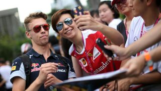 Kvyat 'has passion back' after Singapore