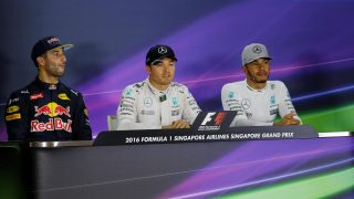 FIA post-qualifying press conference - Singapore