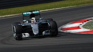 FP2 - Hamilton takes over at top in Sepang