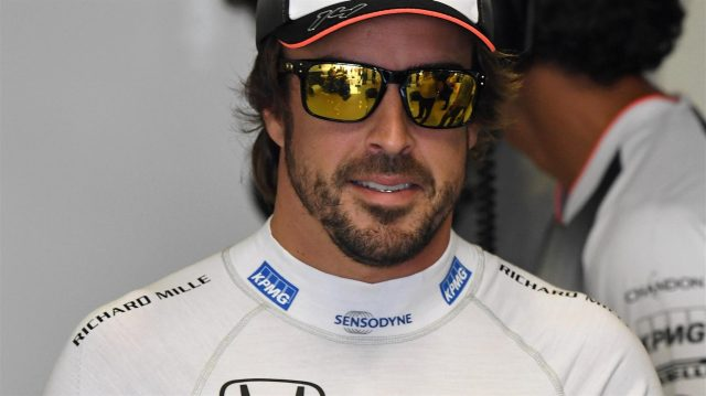 Fernando Alonso (ESP) McLaren at Formula One World Championship, Rd14, Italian Grand Prix, Qualifying, Monza, Italy, Saturday 3 September 2016. &copy&#x3b; Sutton Images