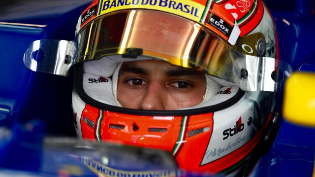 Felipe Nasr (BRA) Sauber C35 at Formula One World Championship, Rd14, Italian Grand Prix, Race, Monza, Italy, Sunday 4 September 2016. &copy&#x3b; Sutton Images