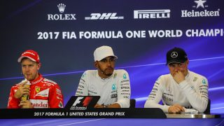 FIA post-qualifying press conference - United States