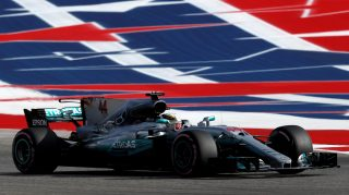 Qualifying - Hamilton and Vettel on Austin front row