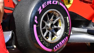 Ultrasoft tyres the top choice for Austin
